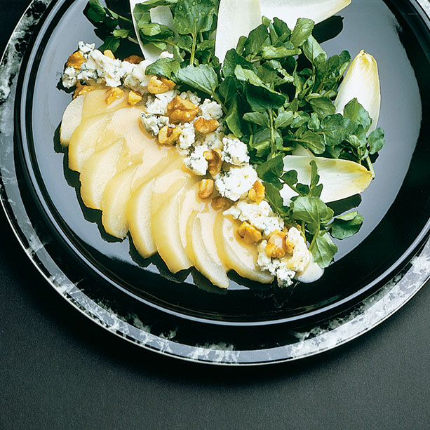 Asian pear and blue cheese salad recipes
