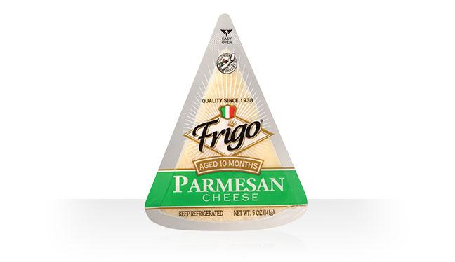 parmesan cheese wedge frigo174 cheese